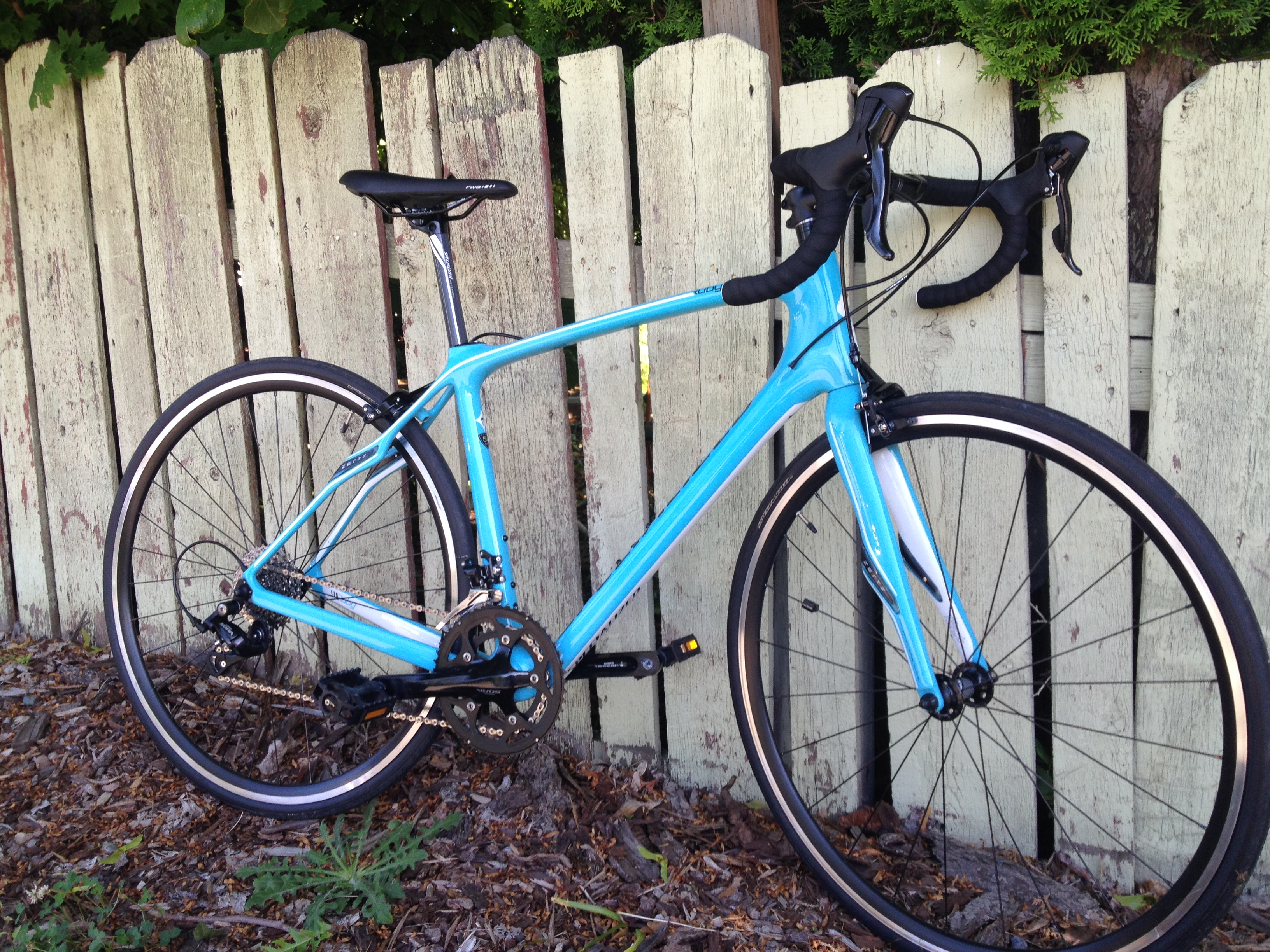 2014 Specialized Ruby Compact WSD