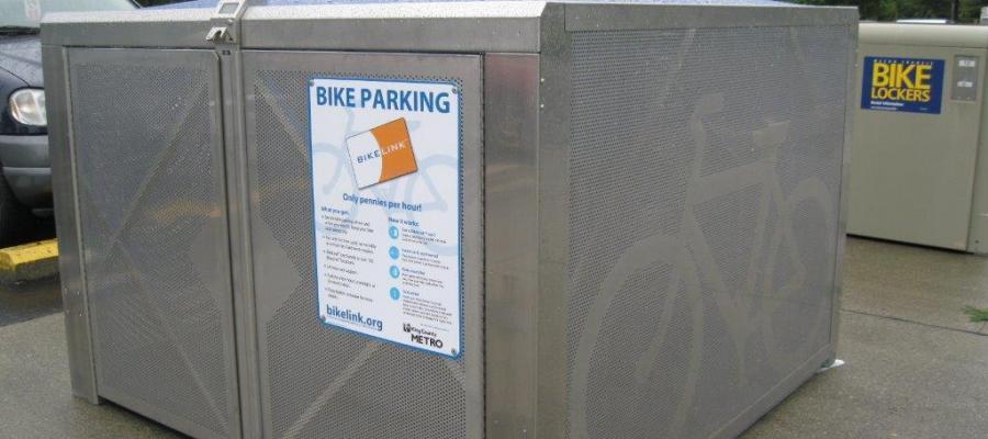 Metro Bike Locker Metro Installs New Bike