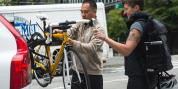 UberPEDAL provides gives a lift to bicyclists and their bicycles