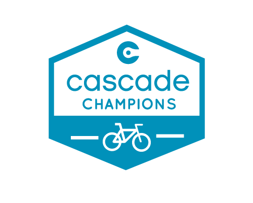 Be a Cascade Champion!