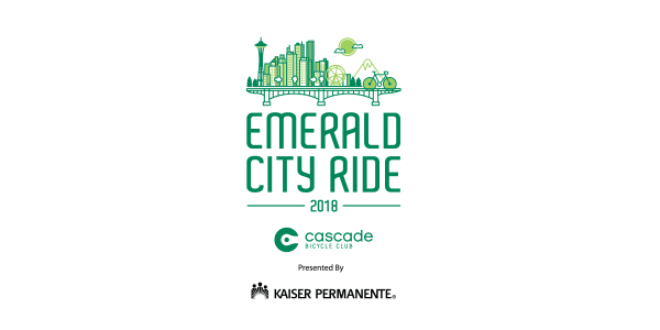 Emerald City Ride logo