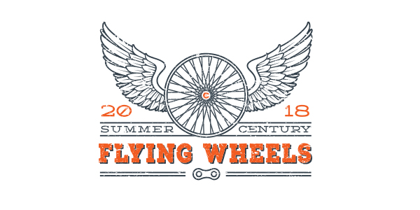 Flying Wheels 2018 logo