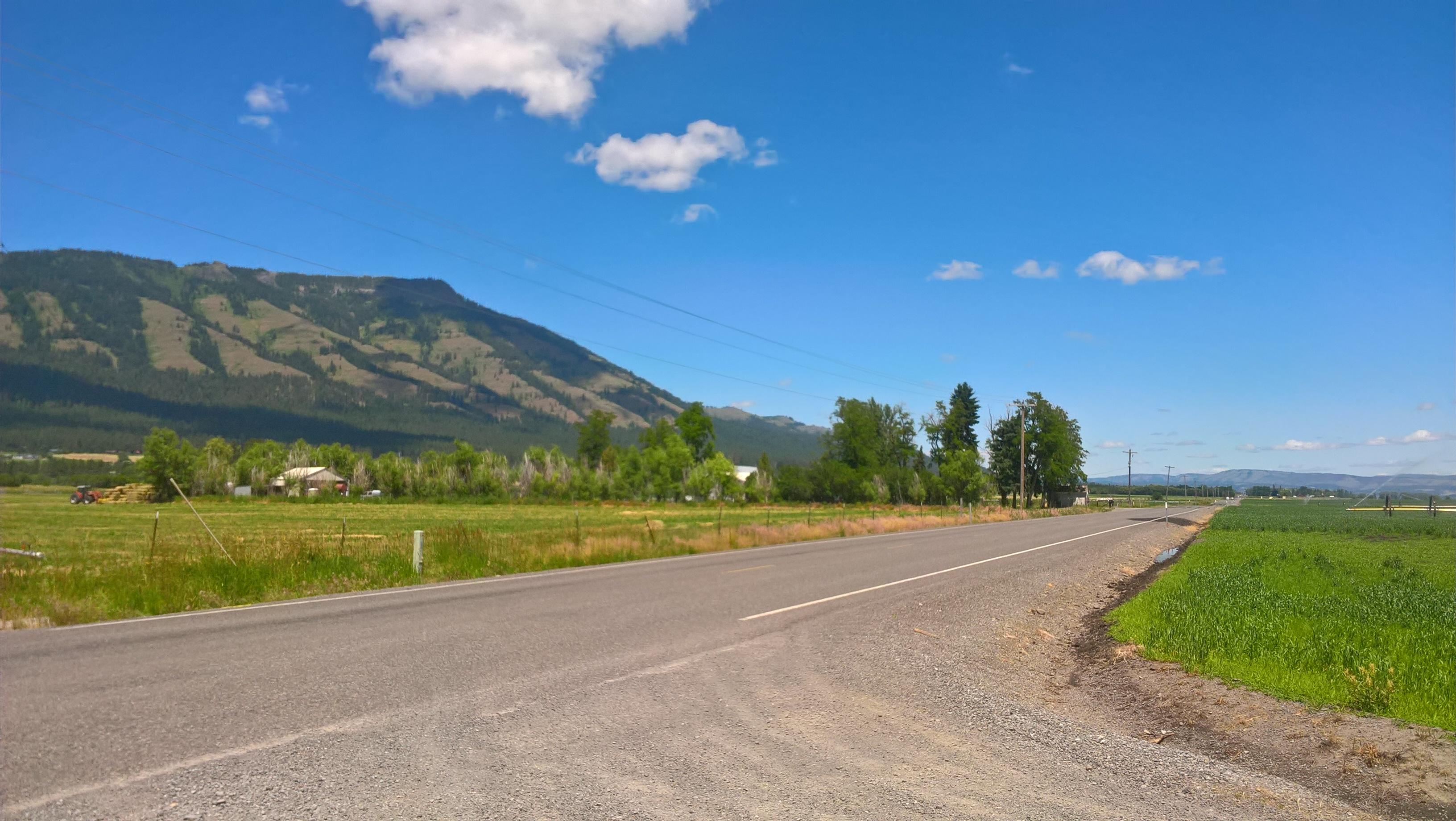 Wallowa mountain