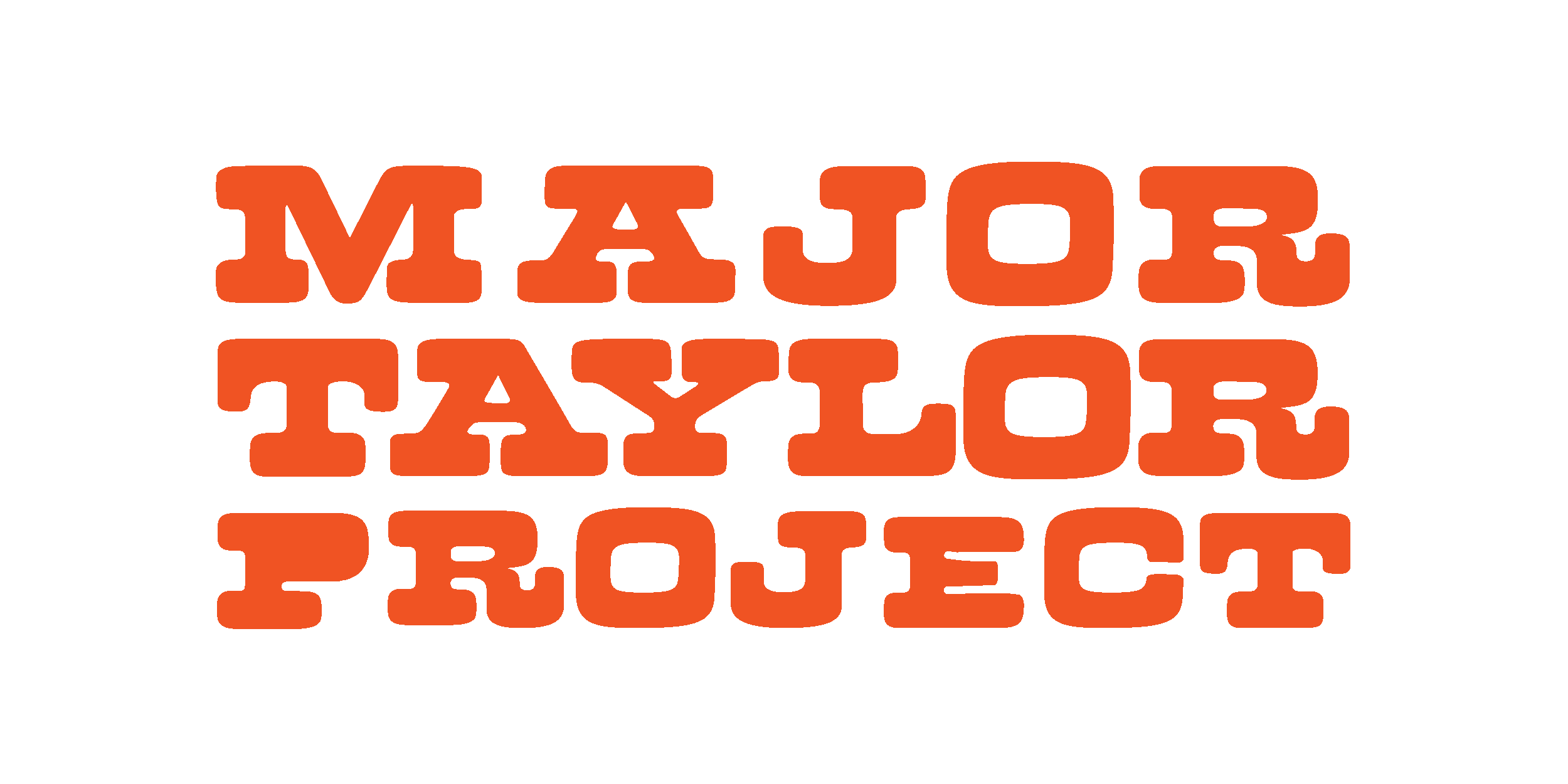 Major Taylor Project Logo