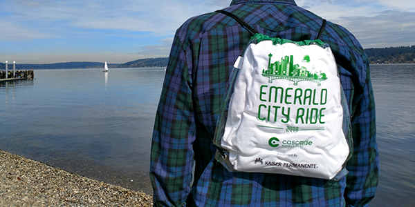 ECR commemorative bags