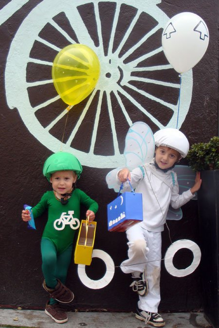 2011 Bikey Halloween