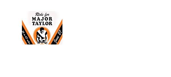 ride for major taylor homepage slider