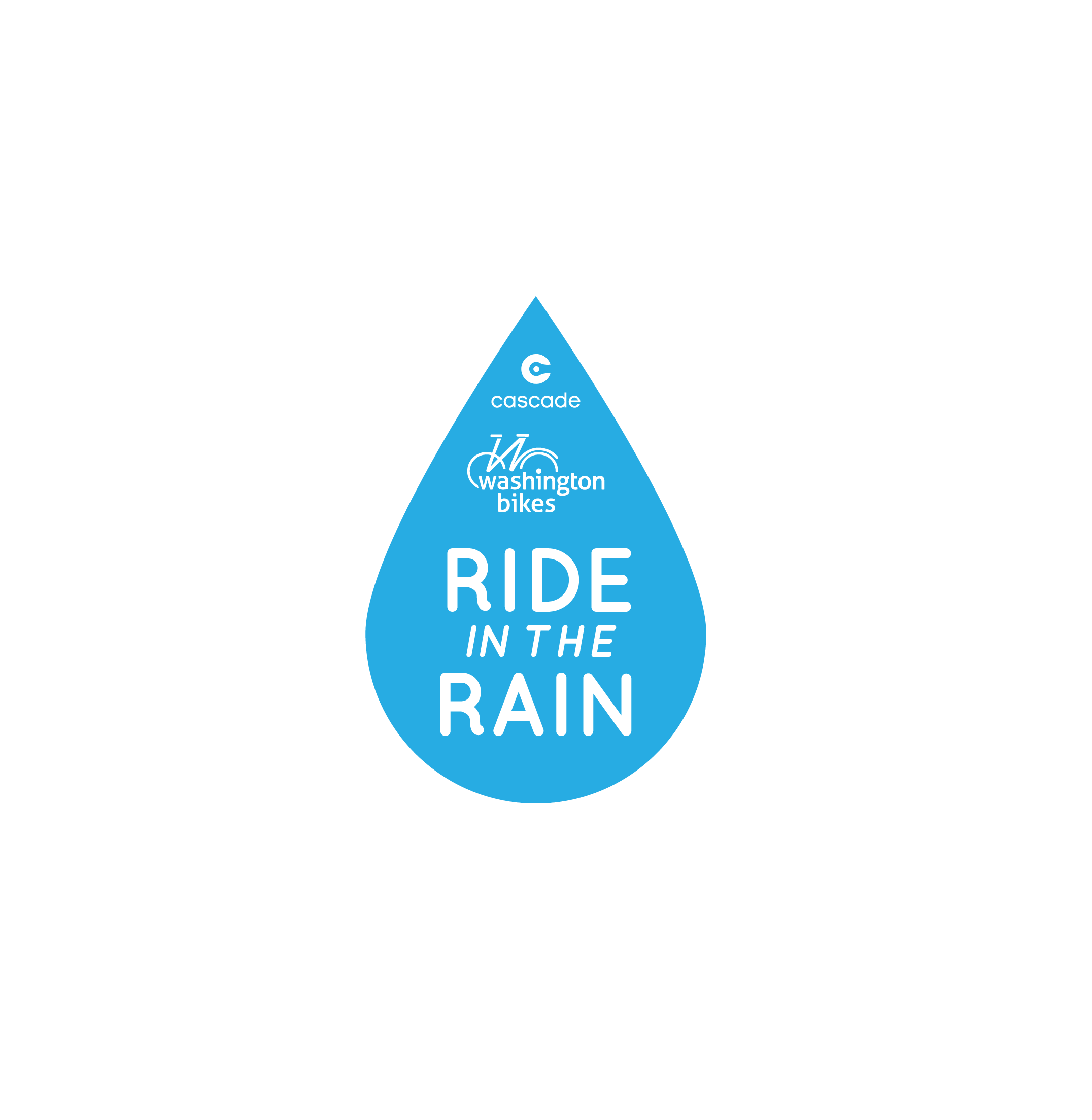 Ride in the Rain logo