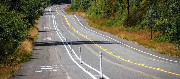 Protected Bike Lane issaquah