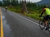 biking on long ride