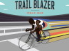 Metier Brewing Trail Blazer beer logo
