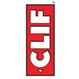 Clifbar's red vertical logo