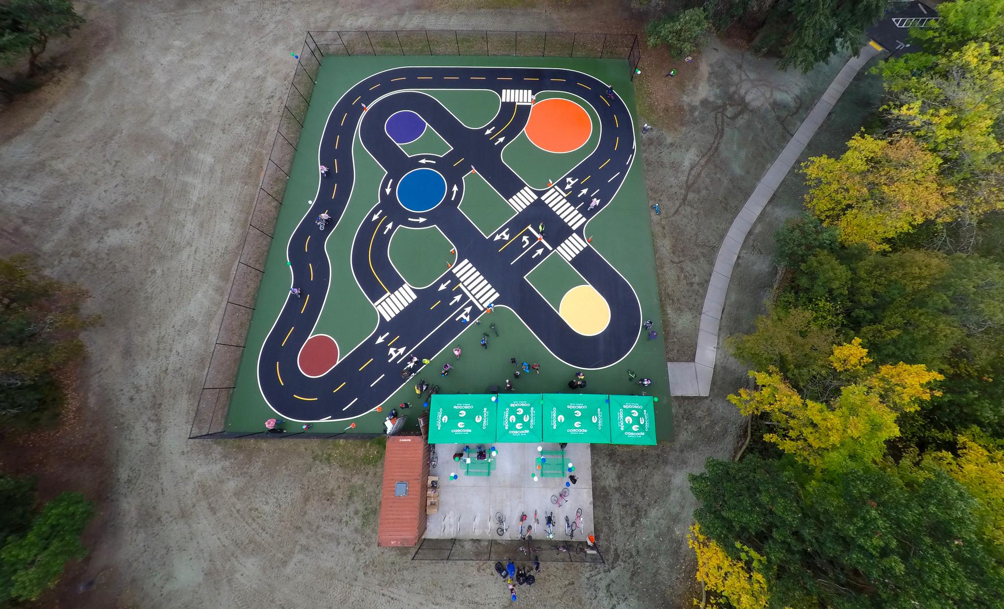 White Center Bike Playground