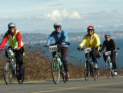 Join us on the 37th annual Chilly Hilly ride, Sunday, Feb. 28.